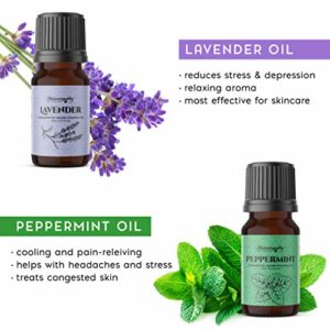 Naturopathy Essential Oils Gift Set, Top 8 Aromatherapy Oils 100% Pure & Therapeutic grade – Sampler Kit (Lavender, Frankincense, Peppermint, Lemongrass, Orange, Tea Tree, Eucalyptus & Rosemary)_5e18f5a7356bd.jpeg